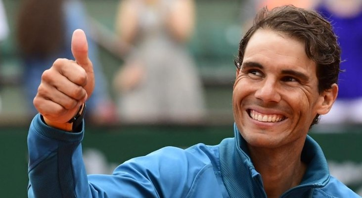 El tenista español Rafa Nadal. Foto de La Vanguardia
