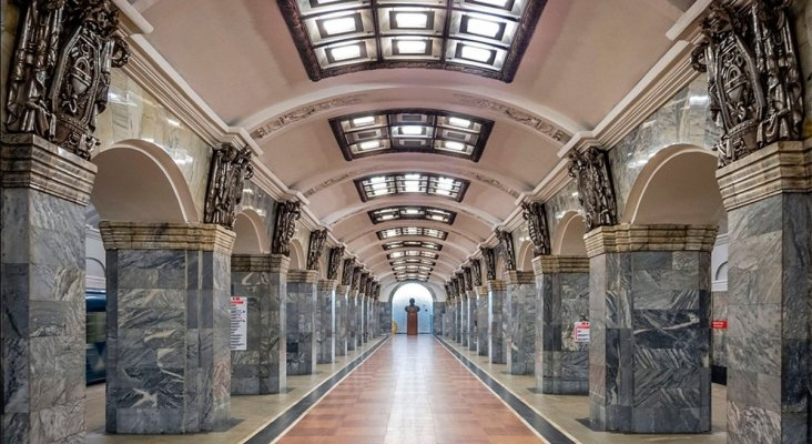 Ofrecen 'free tours' en Rusia a cambio de propinas. Foto de Rpp
