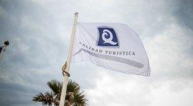 248 playas españolas reciben la bandera 'Q de Calidad'. Foto: Platja de Castelldefels