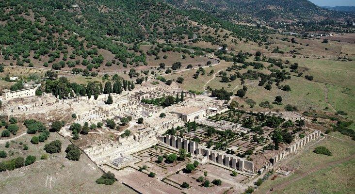 Medina Azahara. Autor: M. Pijuán © Madinat al-Zahra Archaeological Site (CAMaZ)