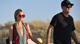 Paris Hilton y su prometido, de vacaciones en Ibiza. Foto: Fran Guerra| Chance
