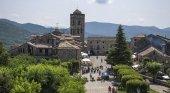 Un municipio de Huesca se alza con el título de Capital del Turismo Rural 2018. Foto: Mikipons vía Wikipedia