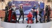 Los superhéroes de Marvel se instalan en París