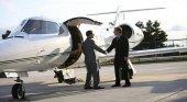La aviación privada crece más que la comercial en Palma. Foto de Expansión
