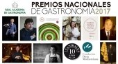 La Academia de Gastronomía entrega sus Premios Nacionales