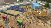 Madrid tendrá playa a partir de julio
