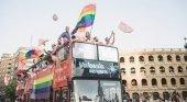 """Valencia seducida por el """"elevado poder adquisitivo"""" del turista LGTBI"""