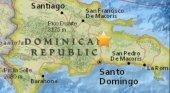Seísmo sacude República Dominicana