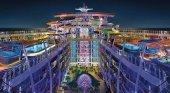 Los macrocruceros copian el modelo de Las Vegas