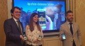 Una nueva app abre al turista las puertas de Salamanca