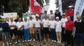 Profesionales de la touroperación se reúnen en la Lanzarote para practicar golf