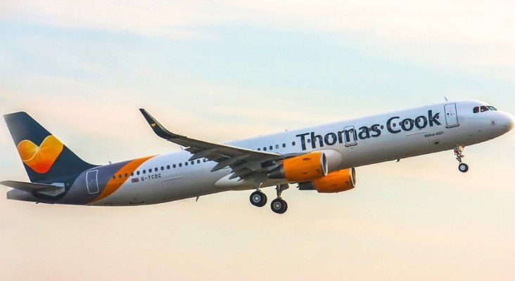 Thomas Cook se alía con Air Europa