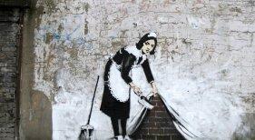Banksy reaparece en las calles de París