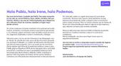 Cabify defiende la legalidad de su actividad ante Podemos
