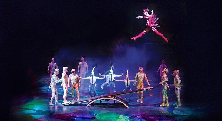 Cirque du Soleil apuesta por el entretenimiento familiar|Espectáculos Cirque du Soleil