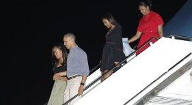 Los Obama repiten vacaciones en España