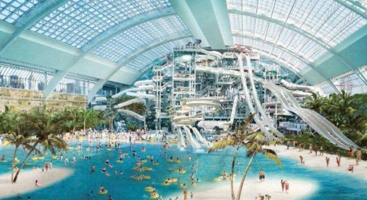 Centro comercial futurístico, una realidad en Miami
