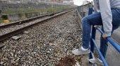 Aumentan los suicidios en la vías ferroviarias españolas. Foto de El Progreso de Lugo