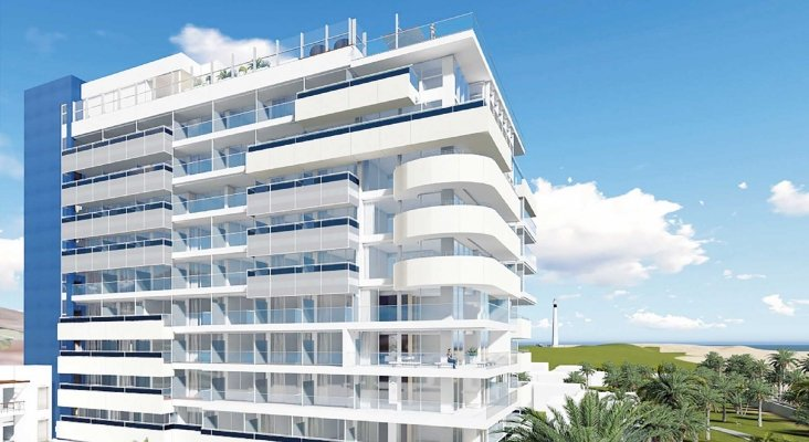 Cómo se verá la Torre en el futuro. Foto: TUI Group