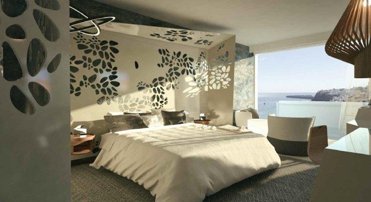 Diseño de las habitaciones Foto: TUI Group