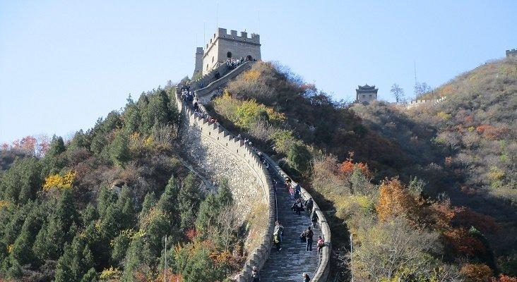 El turismo en China crece el doble que en el resto del mundo