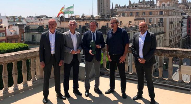 Sevilla le roba a Madrid los Premios Goya