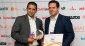 Air Europa recibe el premio a la aerolínea del año