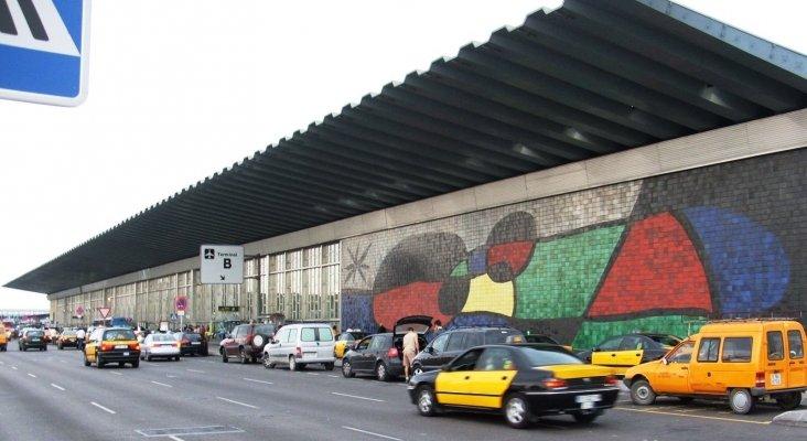 Terminal B Aeropuerto el Prat, Barcelona