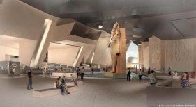 Se ultima la apertura del mayor museo arqueológico del mundo