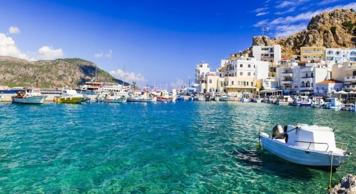 El operador turístico De Jong Intra Vakanties apuesta por primera vez por Grecia