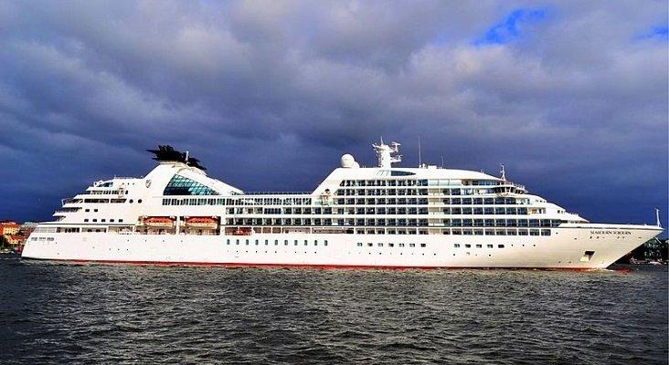 Seabourn propone un crucero alrededor del mundo de 146 días Bo Randstedt CC BY-SA 3.0