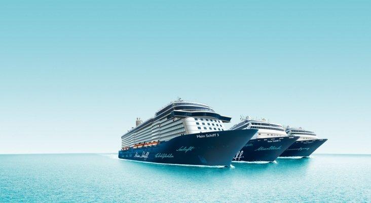 El nuevo Mein Schiff 2 se estrenará en España © TUI Cruises