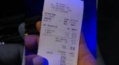 Las cuentas de los bares se 'viralizan' por ser muy caras o muy baratas
