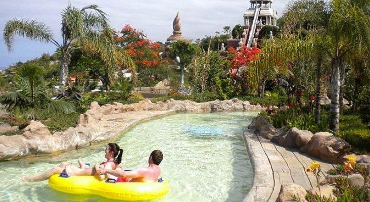 Un parque acuático español, el mejor del mundo|stephen jones CC BY 2.0
