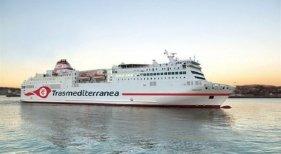 Trasmediterranea estrena imagen corporativa|Foto: Trasmediterranea