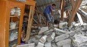 Al menos 14 muertos tras terremoto en la isla turística de Lombok