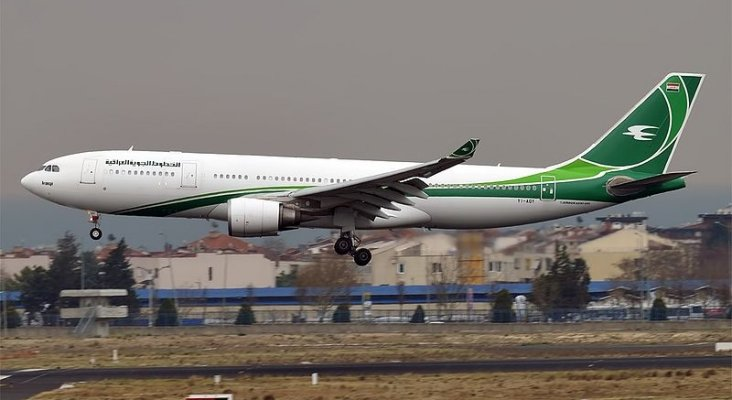 Dos pilotos se lían a puñetazos en un vuelo de Iraqi Airways|Anna Zvereva CC BY-SA 2.0