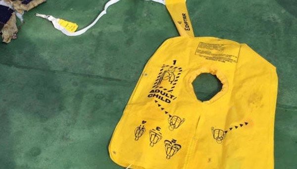 Encontradas trazas de explosivos en los restos del avión de Egyptair siniestrado en mayo