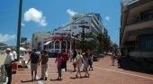 Playa de las Canteras Foto: Pepelopex/ /CC BY-SA 3.0