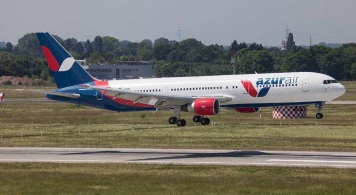 Azur Air recorta sus operaciones en Alemania drásticamente