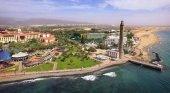 Vista aérea del RIU Maspalomas Oasis  Foto: Canariasenhora