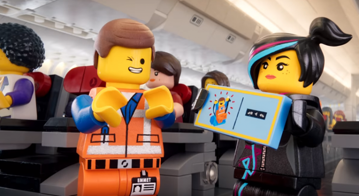 Personajes de The LEGO Movie protagonizan el vídeo de seguridad de Turkish Airlines