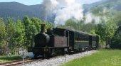 Reviven 57 trenes históricos en el País Vasco|Foto: Museo Vasco del Ferrocarril