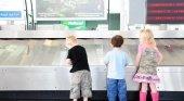 """""""Iberia dejó solos a mis hijos en el aeropuerto"""" Foto: Barksdale Air Force Base"""