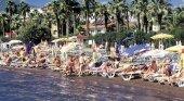 Turquía recupera a 4,7 millones de turistas alemanes|Foto: turistas en la costa turca- IMAGO vía Mopo
