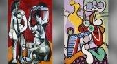 Facebook censura el anuncio de un museo por mostrar desnudos de Picasso|Pinturas de Picasso censurados por Facebook- vía BBC