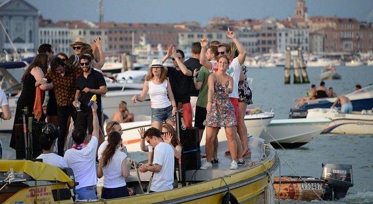 Venecia endurece las medidas 'anti-turistas'|Awakening- Getty Images vía El País