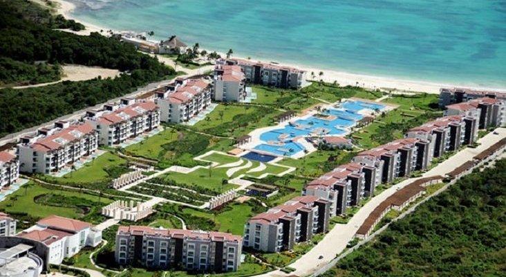 Bankia perdió un millón de dólares en la venta de apartamentos de lujo en Riviera Maya|Imagen promocional de Marea Azul Grand Coral- eldiario,es