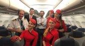 Nueva aerolínea española inicia operaciones