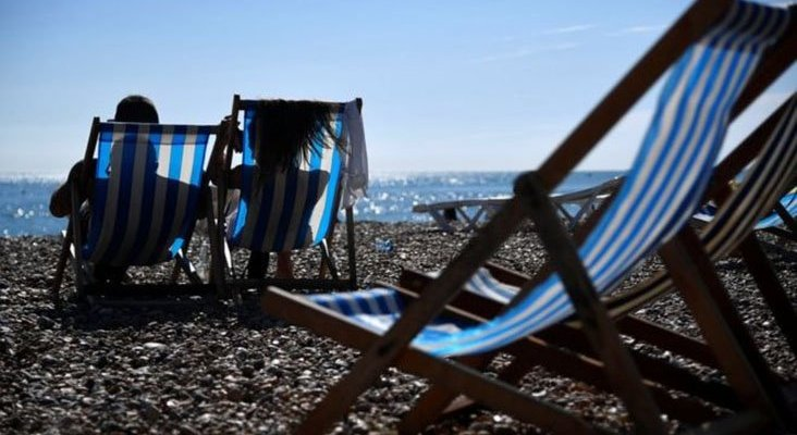 El calor vaticina debacle del mercado británico